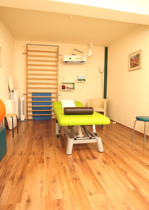 Physiotherapie Angebot Medica Praxis, Bargteheide