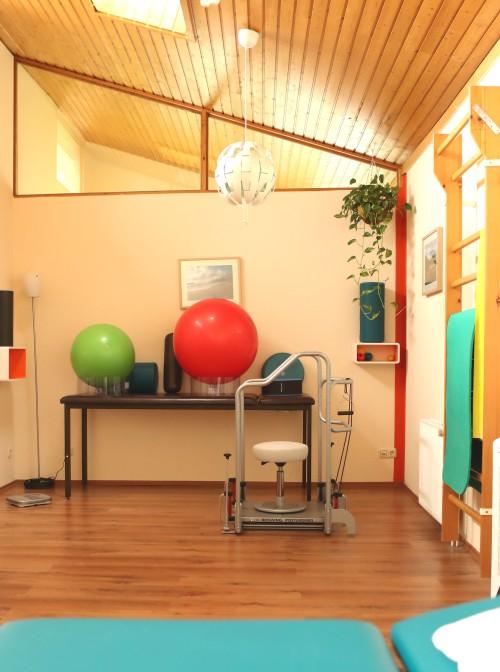 Physiotherapie und Osteopathie - Behandlungsräume Medica-Praxis